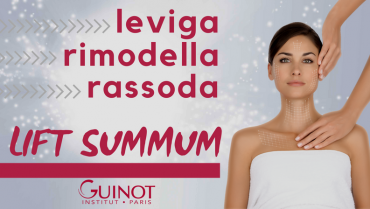 SOIN LIFT SUMMUM – IL TRATTAMENTO INNOVATIVO VISO, COLLO & DECOLLETE!